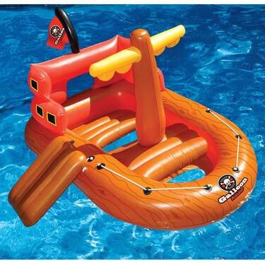 Swimline Galleon Raider Inflatable Pirate Ship