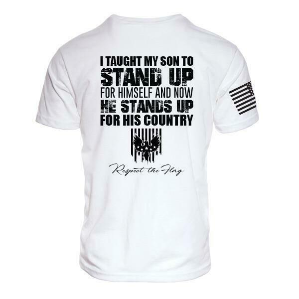 RTF Stand-Up Tee