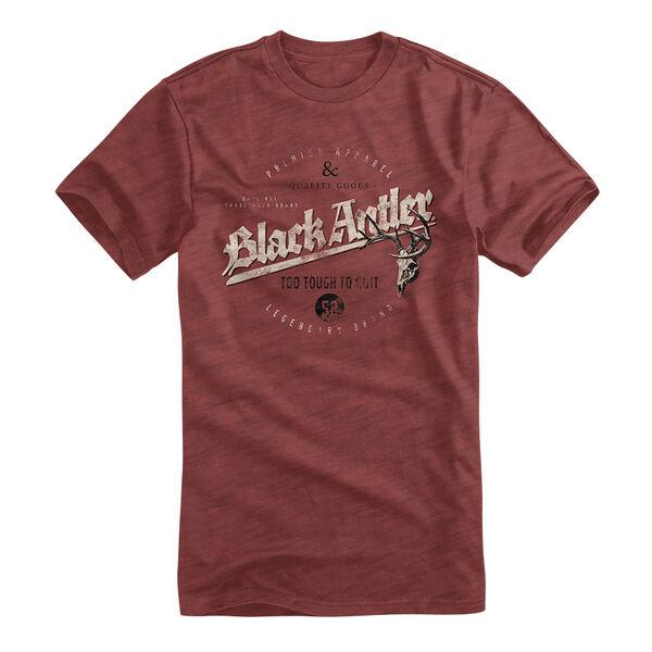 Black Antler Men's Roll Short-Sleeve Tee