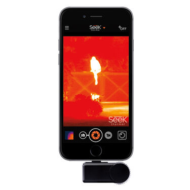 Seek Thermal CompactXR Smartphone Thermal Imaging Camera, iPhone