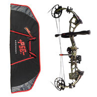 PSE Ramped RTS Compound Bow Package, Kryptek Highlander