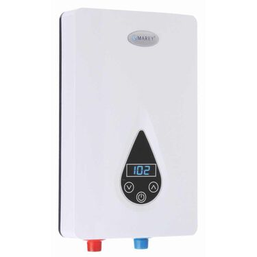 Marey ECO150 220V/240V-14.6kW Tankless Water Heater with Smart Technology