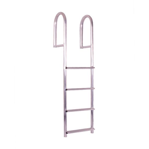 Dockmate Stationary Wide-Step Dock Ladder, 4-Step