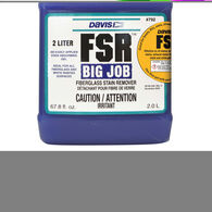 FSR Fiberglass Stain Remover, 2 liters