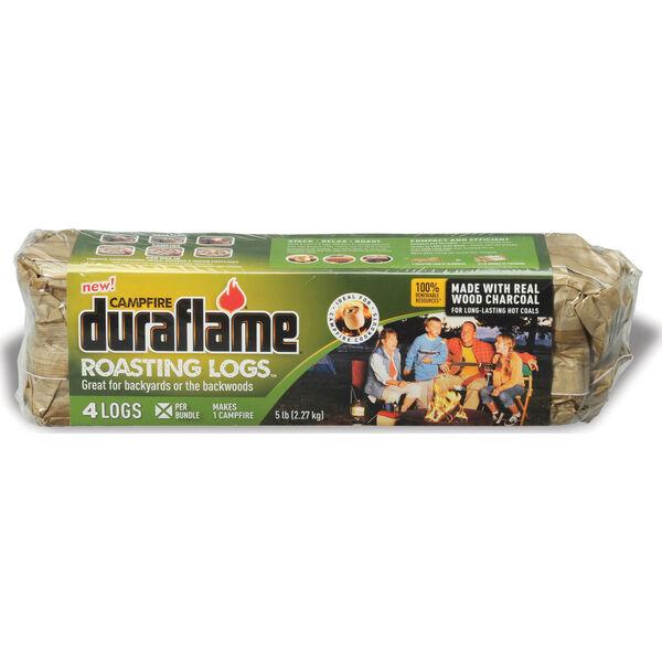 Duraflame Campfire Roasting Log, 4 Pack