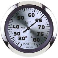 "Sierra Sterling 3"" Speedometer, 80 MPH"