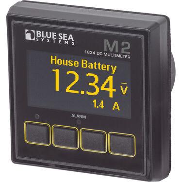 Blue Sea Systems M2 DC Multimeter OLED Digital Monitor