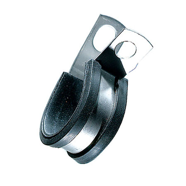 """Ancor Stainless Steel Cushion Clamps, 2-1/2"""""""