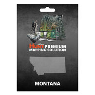 onXmaps HUNT GPS Chip for Garmin Units + 1-Year Premium Membership, Montana