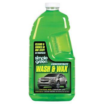 Simple Green Wash & Wax, 67.6 oz.