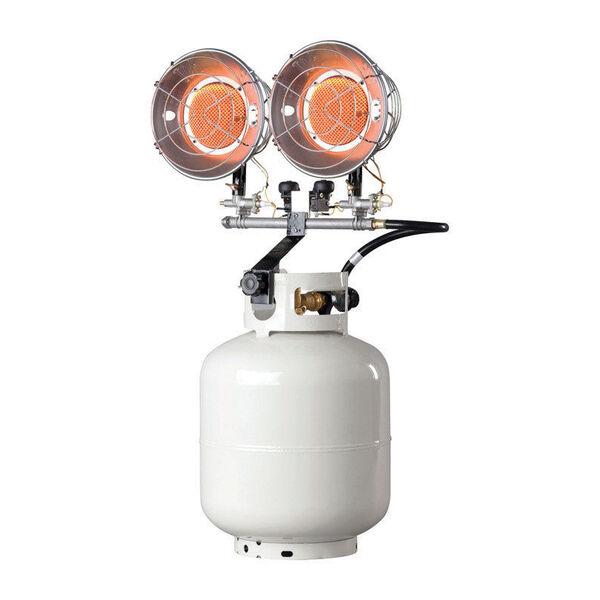30,000 BTU Double Tank Top Heater