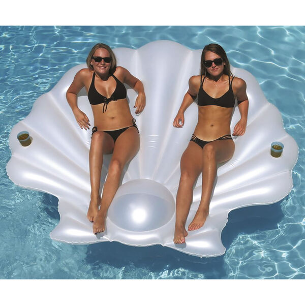 Swimline Seashell Lounge