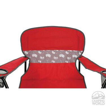 RV XL Bag Chair, Red