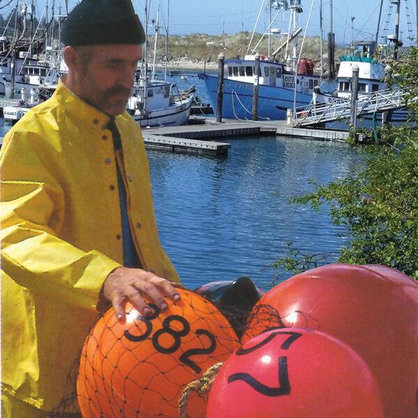 "Commercial Fishing Net Buoy, Yellow (18"" x 24"")"
