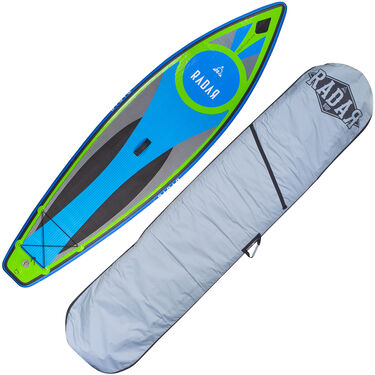 "Radar Zephyr 10'5"" Inflatable Stand-Up Paddleboard With Bag"