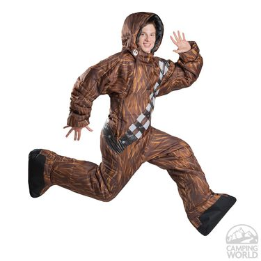 Star Wars by Selk'bag Adult Chewbacca, Small