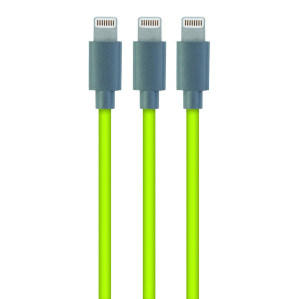 Fusebox 3 ft. Lightning Cable, 3-pack<br />