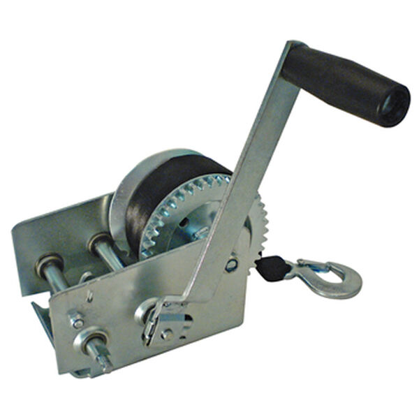 Seachoice Manual Trailer Winch, 2,000-lb. Capacity