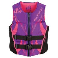Full Throttle Women's Hinged Flex-Back Neoprene Vest