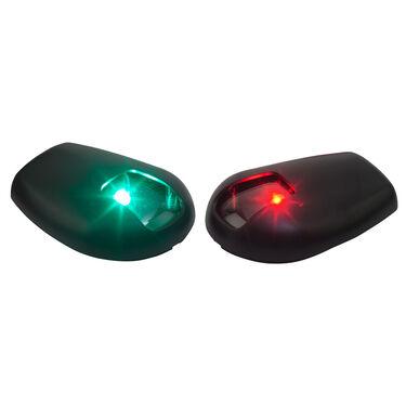 Sea-Dog LED Side-Mount Black Nylon Side Lights