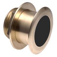 Raymarine B164 Low-Profile Thru-Hull Depth/Temp Transducer - 0° Tilted Element