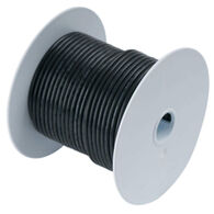 Ancor Black Tinned Copper Wire (18 AWG), 500'
