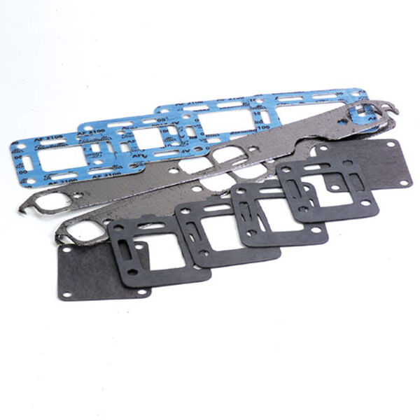 Mercruiser V8 Manifold Gasket Set, 18-4394