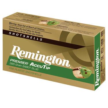 "Remington Premier AccuTip Bonded Sabot Slug, 385-gr., 12-ga., 2-3/4"""