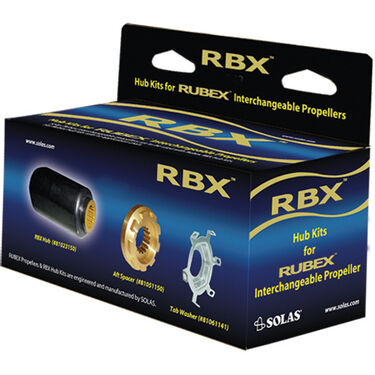 Solas Rubex RBX-104 Propeller Interchangeable Hub Kit For Suzuki 150-225 HP