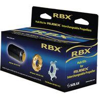 Solas Rubex RBX-115 Propeller Interchangeable Hub Kit For Suzuki 50-65 HP