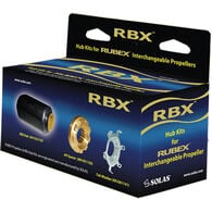 Solas Rubex RBX-151 Propeller Interchangeable Hub Kit For Evinrude G2