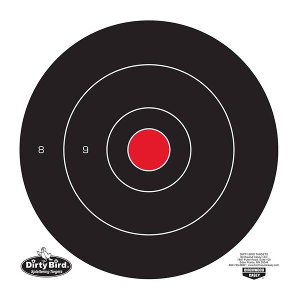 """Birchwood Casey 12"""" Bullseye Dirty Bird Target, 12 Pk."""