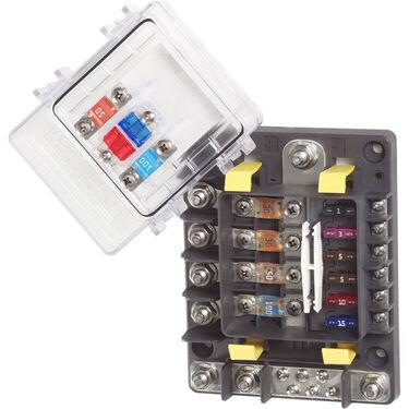 Blue Sea Systems SafetyHub 150 Fuse Block