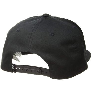 RVCA Men's Wrecking Crew Snapback Hat