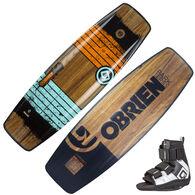 O'Brien Indie Wakeboard With Plan B Bindings