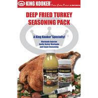 King Kooker Deep Fried Turkey Seasoning PackKing Kooker Deep Fried Turkey Seasoning Pack