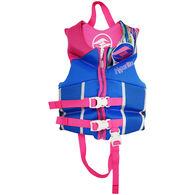Hyperlite Pro V Child Life Jacket, blue/pink