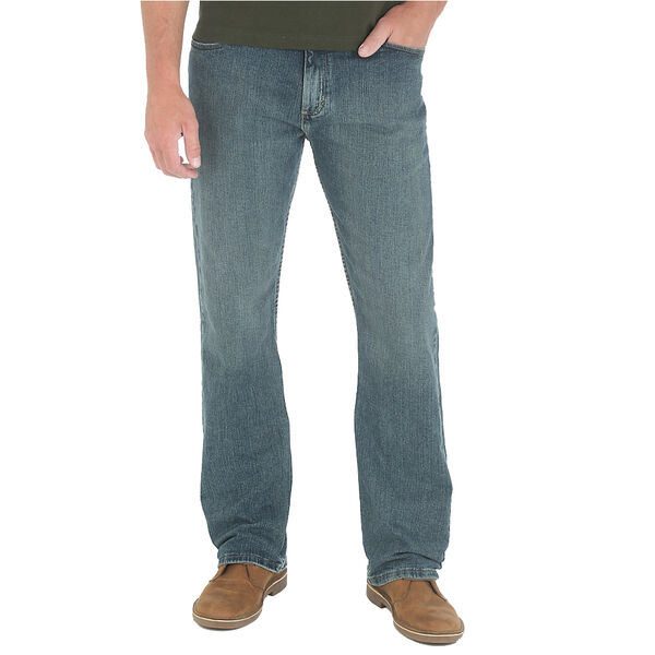 Wrangler Men's Genuine Wrangler Advanced Comfort Straight-Fit Jean