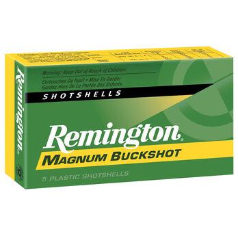 "Remington Express Magnum Buckshot, 12-ga., 3"", 15 pellets"