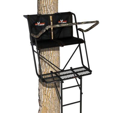 Big Game Treestands Big Buddy 16' Two-Man Ladderstand