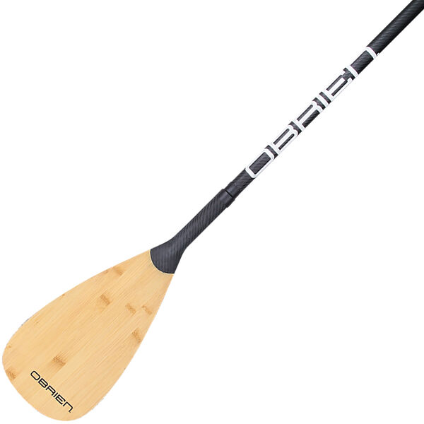 O'Brien 3-Piece Bamboo/Carbon SUP Paddle
