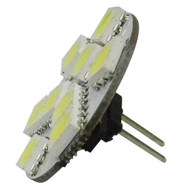 LED Disc Bulb, 9 Diode