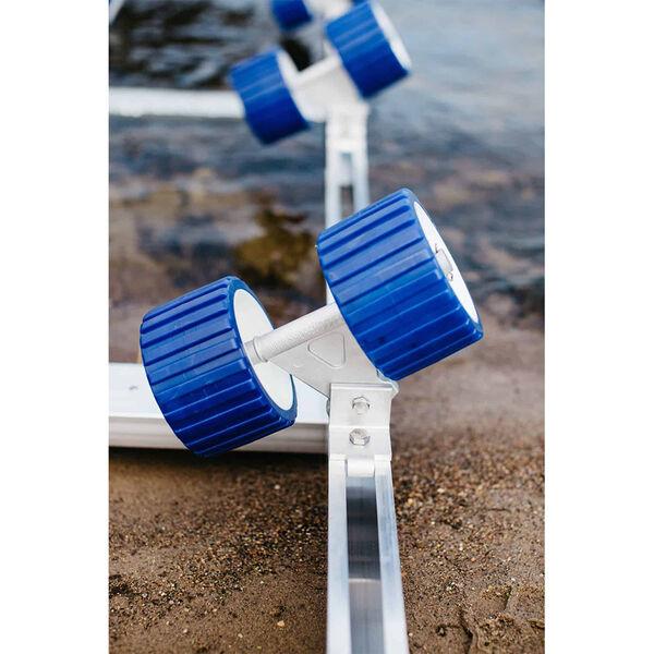 Roll-N-Go Roller Set for 1500 & 2000 Boat Ramps