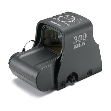 EOTech XPS2 Model 300 Blackout Holographic Weapon Sights Red Dot Sight
