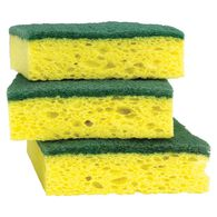 Scotch-Brite Heavy Duty Scrub Sponge, 3 Pack