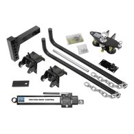 Pro Series Complete Round Bar Weight Distribution Hitch Kit, 1000 lb. Tongue Weight