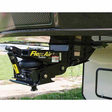 Flex Air 5th Wheel Pin Box LO5 with Long Tow, 18K