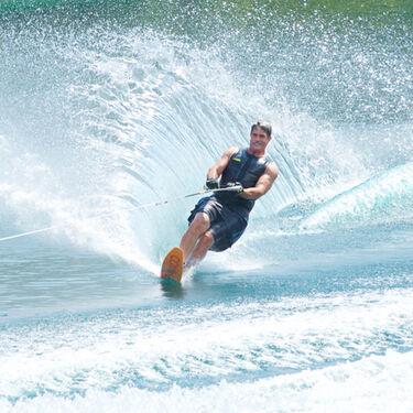 Connelly Men's Aspect Slalom Waterski With Double Nova Bindings
