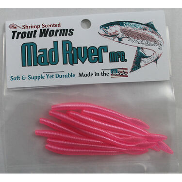 """Mad River 2.5"""" Trout Worms"""