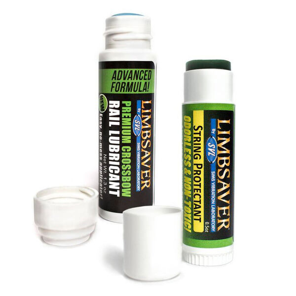 LimbSaver Crossbow Rail Lube and Bow String Conditioner Package